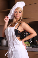 Ashlynn Brooke Naughty Chef  01