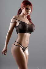 Busty Redhead Bianca Beauchamp 08