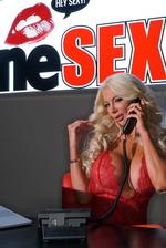 1 800 Phone Sex: Line 8 00