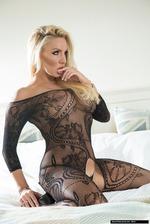Dannii Harwood Busty Pornstar 09