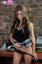 Sam The Schoolgirl  04