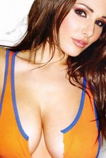 Glamour Babe Lucy Pinder 08