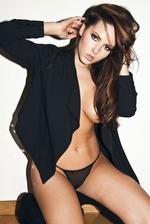 Sabine Jemeljanova In Sexy Lingerie 02