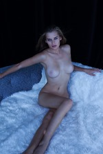 Solveig Mork Hansen Showing Off Her Perky Tits 01