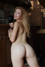 Luscious Blonde Babe Genevieve Gandi  20