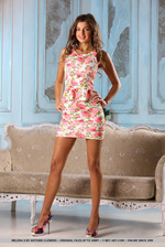 Brunette Beauty Melena Tara Stripping 14