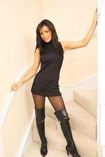 Gemma Massey Pantyhose 02