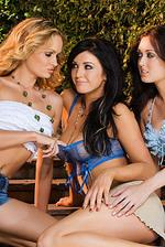Prinzzess, Melissa & Veronica 02