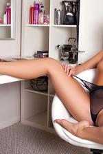 Playboy Beauty Cheyenne Cummings Spreading 02