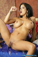 Alexis Amore Puts Dildo In Her Hole 05