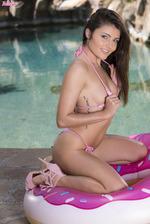Adria Rae In An Afternoon In A Bikini 10