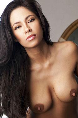 Lourdes Lujan Hot Brunette Babe