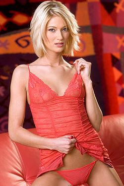 Nevaeh Red Dress