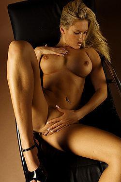 Elena Sexy Blonde Babe
