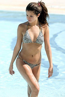 Dirty Teen Celebrity Selena Gomez