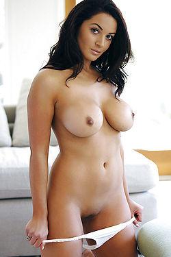 Busty Brunette Kendall