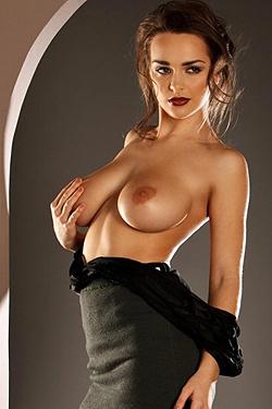 Playboy Kristen Pyles