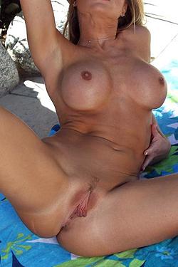 Randy Moore In Micro Bikini