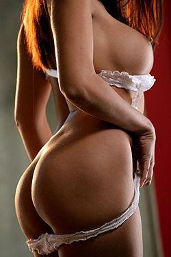 Brunette Busty Chick