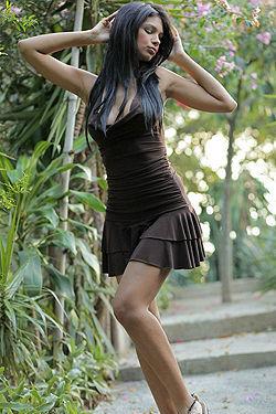 Karla Spice Little Dress
