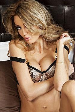 Jamie Michelle Sexy Bra And Panties