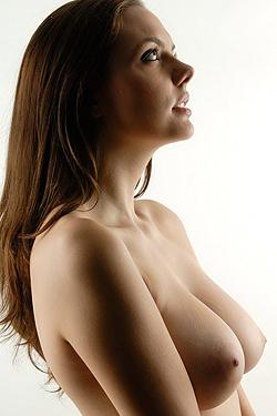 Studio Nudes With Marlene