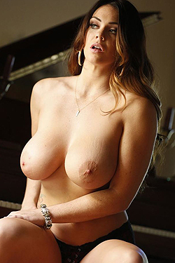 Alison Tyler Gets Nailed On The Couch