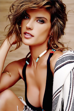 Gorgeous Alessandra Ambrosio