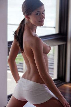Caprice Sexy Yoga