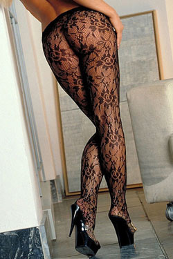 Silvia Saint In Sexy Stockings