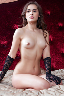 Spectacular Teenie Trista Is A Real Crowd-pleaser.