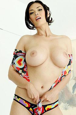 Busty Asian Pornstar Tera Patrick