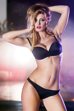 Sexy Celebrity Rosy Maggiulli
