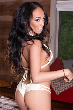 Shay Marie Ebony Playmate
