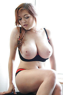 Tessa Fowler Poses And Teases