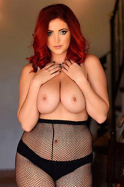 Hot Redhead Lucy V