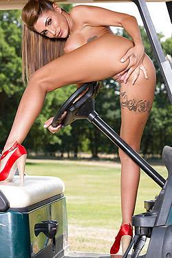 Pornstar Babe Jenny Laird