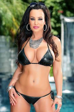 Lisa Ann Sexy Bikini Girl