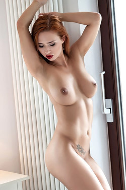 Justyna Solid Strip