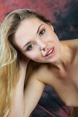 Cute Blonde Stephanie