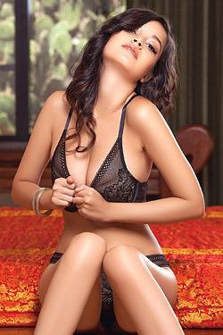 Beautiful Playboy Girl Eden Arya
