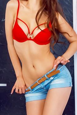 Elina Amazing Skinny Body