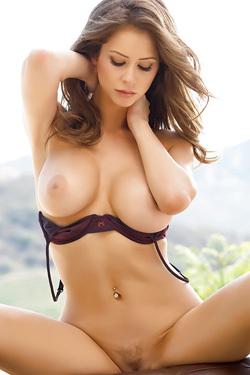 Busty Goddess Emily Addison