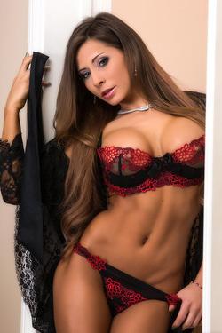 Sizzling Babe Madison Ivy