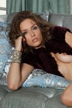 Malena Morgan Getting Naked  12