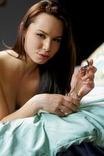 Aidra Fox Enjoy Her Glass Dildo 13